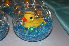 Rubber Ducks / Baby Shower/ Centerpieces