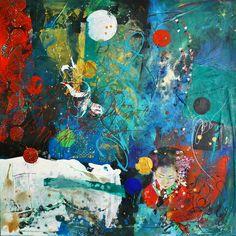 Carole Bressan : artiste peintre - Galerie Art PARIS - Place des Vosges - Galerie Art CANNES - Galerie Neel - Fine ART Gallery