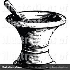Mortar And Pestle Pharmacy Clip Art Mortar and pestle clipart