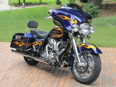 Harley-Davidson : Touring Street Glide FLHX*ABS*Cruise*Security*Custom Paint*Chrome Forks*Options=$9,000