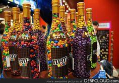 Fun M&M Party Favor