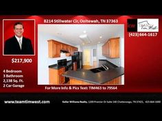 4 bedroom Home for Sale with acreage in Ooltewah TN - YouTube