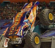 Big Monster Trucks, Toys For Boys, Atv, Monsters, School, Vehicles, Mtb Bike, Car, Atvs