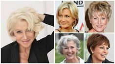 Így lehetsz 50 év fölött is gyönyörű! Megmutatjuk a legvadítóbb frizurákat, érett hölgyeknek!