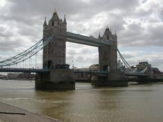 London Bridge viewed from The Tower of London. Travel English, British Travel, European Travel, Tower Bridge London, Tower Of London, Us Travel, Places To Travel, Thames Path, Destinations