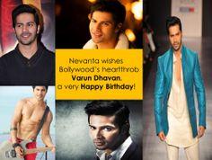 Happy Birthday Varun Dhavan