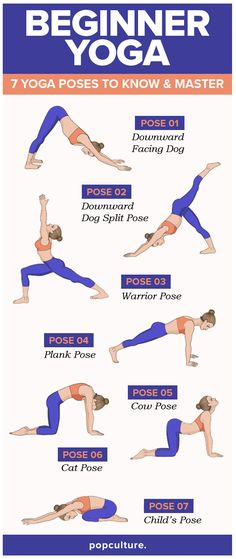 Beginner Yoga Workout | Posted by: AdvancedWeightLossTips.com