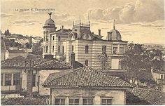 Santeos: Η θέρμανση στον Πόντο. Trabzon Turkey, Black Sea, Alps, Barcelona Cathedral, Paris Skyline, Taj Mahal, Coastal, Ottoman, History