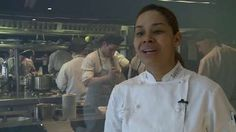 Traum-Karriere: Von der Tellerwäscherin zur Sterne-Köchin - Aktueller Bericht bei HOTELIER TV: http://www.hoteliertv.net/sterneküche-chefköche/von-der-tellerwäscherin-zur-sterne-köchin