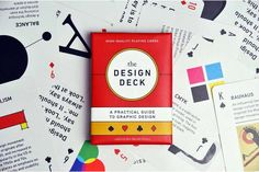 The Design Deck: Playing Cards for Designers on Inspirationde