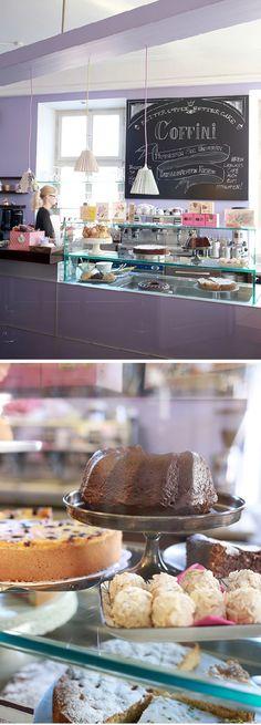 Coffee-Shop Erlangen, Handlettering, Cake, Coffee, Café Erlangen, Coffini