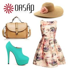 """""""OASAP contest with prizes for 2 winners"""" by diamondanna ❤ liked on Polyvore featuring Apt. 9, women's clothing, women, female, woman, misses and juniors"""