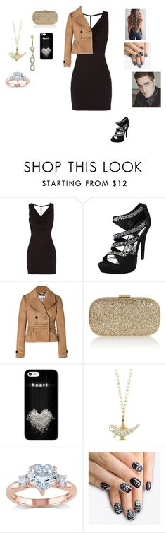 """Day with Kendall"" by harrystylesandliampayne ❤ liked on Polyvore featuring Morgan, Burberry, Anya Hindmarch, Cathy Waterman, Miadora, alfa.K and Target"