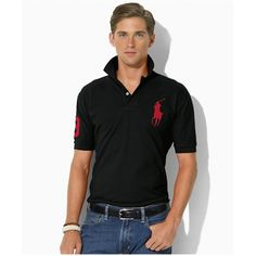 Welcome to our Ralph Lauren Outlet online store. Ralph Lauren Mens Big Pony Polo T Shirts rl0241 on Sale. Find the best price on Ralph Lauren Polo.
