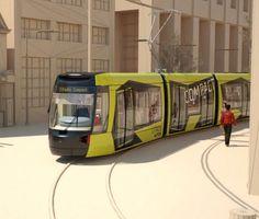 #Alstom suministrará veinticuatro tranvías Citadis Compact a la ciudad francesa de Aviñón #Railway