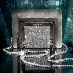 Jimmy Choo Vices Collection For Cruise 2015 Leather Accessories, Handbag Accessories, Jimmy Choo Sunglasses, Stylish Handbags, Miss Dior, Jimmy Choo Shoes, Vintage Bags, Diamond Are A Girls Best Friend, Luxury Shoes