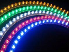 Iluminar una columna, el cerco de una puerta o el de una ventana, escribir una palabra sencilla… ¿Te imaginas las de cosas que puedes hacer con una tira LED? Te contamos cómo sacar el máximo partido de esta solución de iluminación.