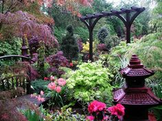 Learn about the Feng Shui plants and how to make a Feng Shui garden in this informative article. You can also make changes in your existing garden according to the feng shui.