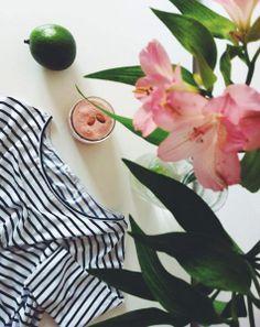 MeWant<3 striped dress