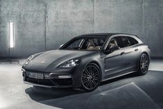 Porsche Panamera Sport Turismo is Wagon-Perfection!