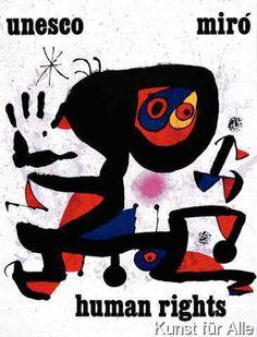 Joan Miró - Unesco