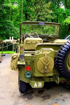1952 M-38 | 1952 M-38 Willys Jeep submitted by Philip H. | Carl Walck | Flickr