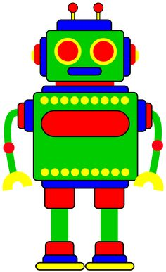 Classroom Treasures: Clip Art {MANY MORE ROBOTS ON HER PAGE}