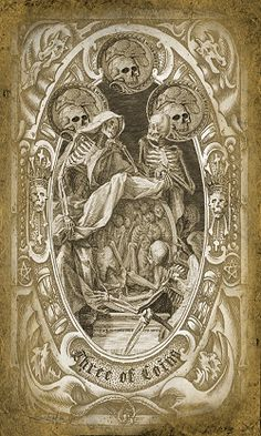 deck of the dead -If you love Tarot, visit me at www.WhiteRabbitTarot.com