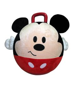 Another great find on #zulily! Mickey Mouse Plush Hopper by Mickey Mouse #zulilyfinds
