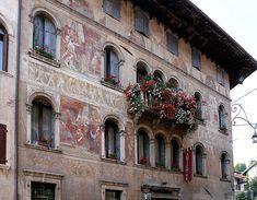 Feltre,  province of Belluno , Veneto region italy