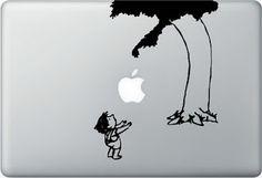 giving apple tree