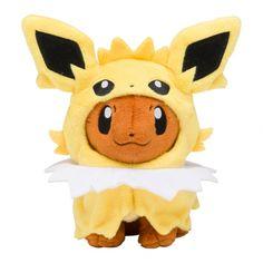"Pokemon GO 9.5/"" vampire pikachu Cospiay ver Soft Plush Toy Doll"