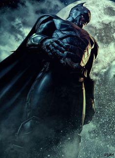 Arkham Batman - Isikol