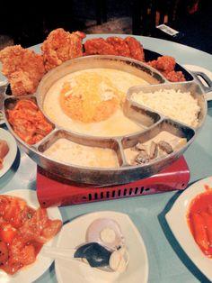 Hmmm Korean food? Yassssss