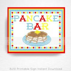 Pancake Bar INSTANT