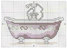 Ponto Cruz: Banheiras