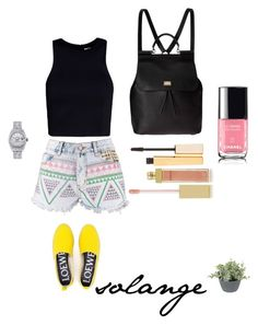 """""""Untitled #26"""" by solange16 ❤ liked on Polyvore"""