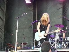 When it comes to country, Clare Dunn rocks