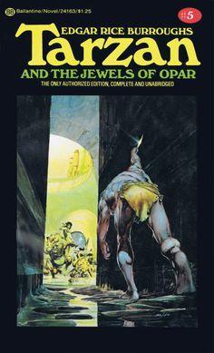 Neal Adams Tarzan and the Jewels of Opar
