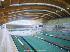 Pedrulha Indoor Swimming Pool | www.suakay.com