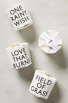 tisane votive #anthropologie #anthrofave #gift