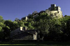 Chateau de Brissac park