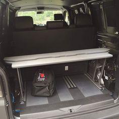 DIY multiflex board shelf for Caravelle – a 'two part' question - VW T4 Forum - VW T5 Forum