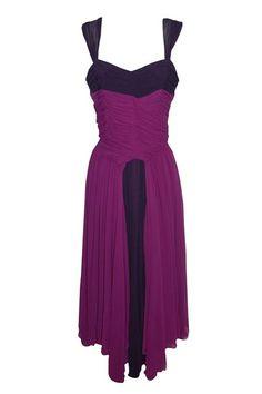 That Special Dress - JILL STUART - Polina silk crepe dress