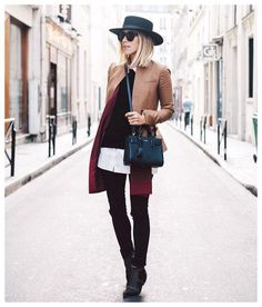 791de7f2 Business Casual Dresses, Nyc Fashion, Fashion 2016, Layering Outfits, Power  Dressing,
