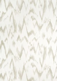 POINT LOBOS, Beige, T27016, Collection Natural Resource 3 from Thibaut Neutral Style, Ikat Pattern, Neutral Palette, Natural Resources, Sunroom, Wall Design, Material, Walls, Beige