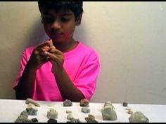 Jad Show - Rocks and Minerals