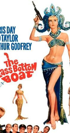 Directed by Frank Tashlin.  With Doris Day, Rod Taylor, Arthur Godfrey, John McGiver. After a series of misunderstandings, the head of an aerospace research laboratory begins to suspect his new girlfriend is a Russian spy.