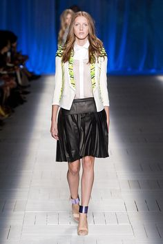 Trend Report Spring 2013: Leather