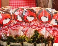 little red riding hood party - Google Search